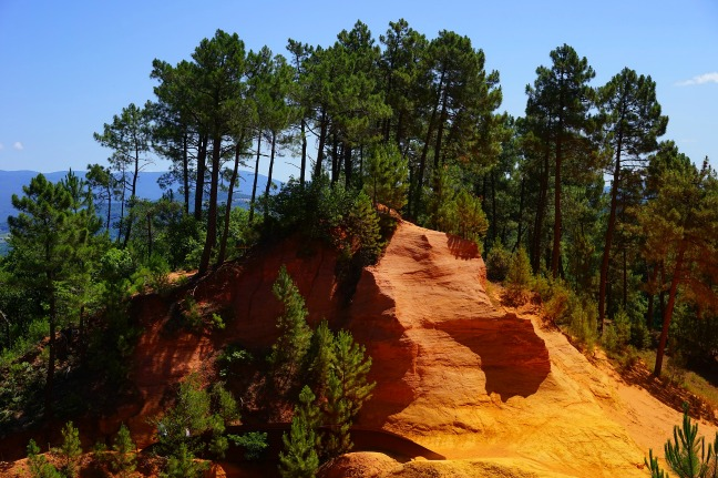 Roussillon Vaucluse Provence Ocres