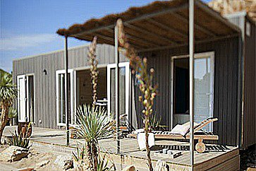 glamping camping le grand dague mobil-home